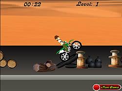 Ben 10 Bike game