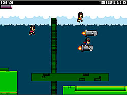 Roller Derby 20XX game