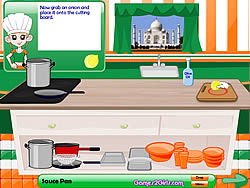 World Class Chef: India game