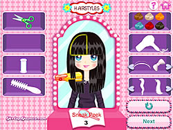 เล่นเกมฟรี Dream Date Dress Up - Girl's Style
