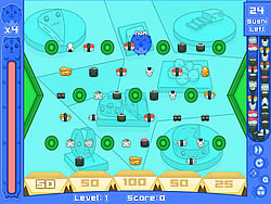 Sushi Cat 2 game