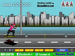 Game Skater Math