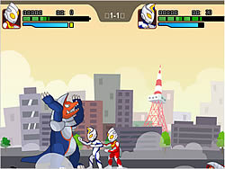 Ultraman 2 game