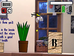 Copter Control game