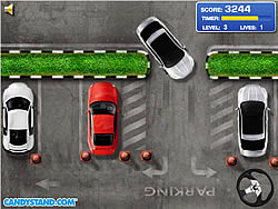 Game Super Parking World