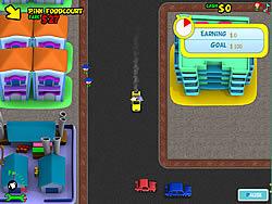無料ゲームのSim Taxi 2をプレイ