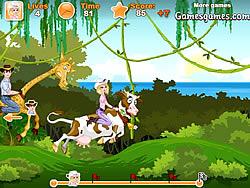 Animal Dash game