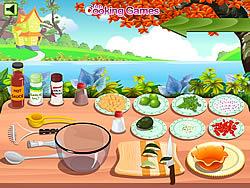 Guacamole  game