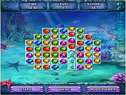 Sea Treasure Match