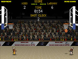 Game Bunny B-Ball