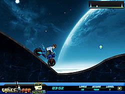 Ben 10 Moto Ride 2 game