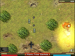 Juego Helicopter Strike Force