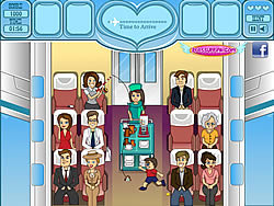 Jouer au jeu gratuit Love In The Airplane