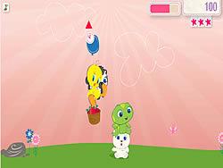 Tweety's Pickin' Tower Game game