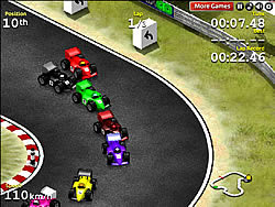 Grand Prix Go game