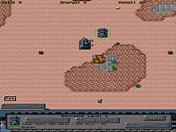 Chơi trò chơi miễn phí Lunar Commander