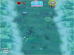 無料ゲームのSuper Diverをプレイ