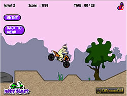 Game Mr Cak ATV