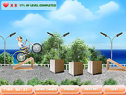 Game Freestyle Motoracer 2
