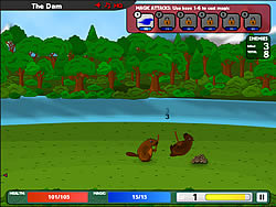 Battle Beavers game