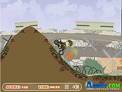Game Private Biker Game