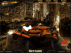 Game Rusty Racer