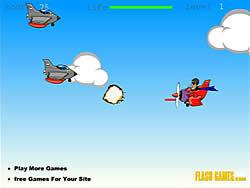 Subzero Air Attack