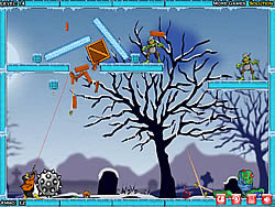 Gioca gratuitamente a Zombies vs Penguins