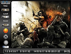 Conan The Barbarian game