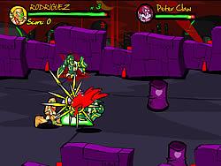 Rodriguez Revenge game