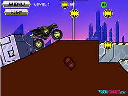 무료 게임 플레이 Batman Truck 2
