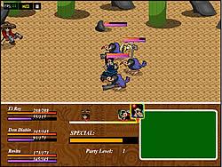 Bandido's Desert game