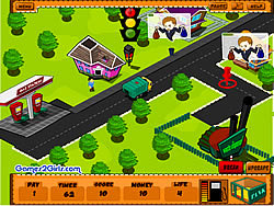 Juego Clear Green City