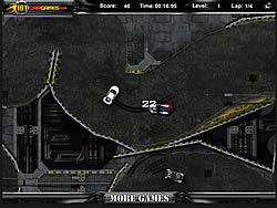 Street Drifting Game game