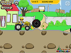 Diego tractor spel