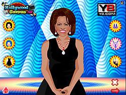 Michelle Obama Dress up
