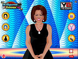 Game Michelle Obama Dress up