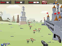 Permainan Defend Castle