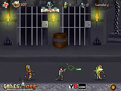 gra Ben 10 vs Zombies