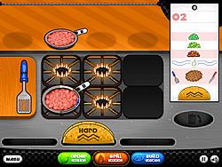 無料ゲームのPapa's Taco Mia!をプレイ