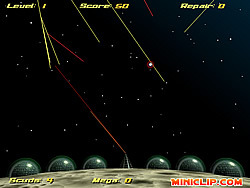 Lunar Command game