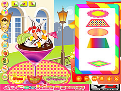 Jouer au jeu gratuit Strawberry Ice Cream