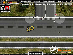 Taxi Driver 101cargames game