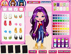 Little Fashion Designer game