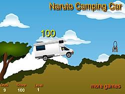 Permainan Naruto Camping Car