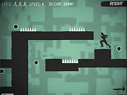 Invisible Runner 2 game