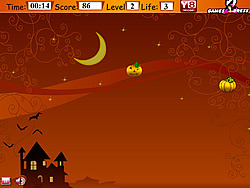 Halloween Smash G2D