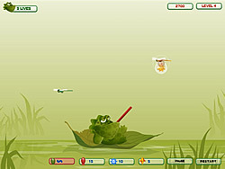 Frogee Shoot game