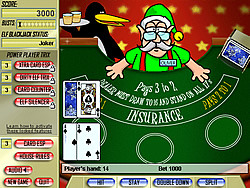 Blackjack Elf игра