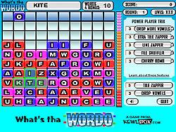 Game Wordo